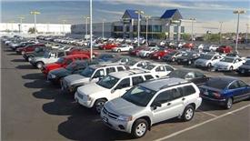 Doanh số bán ô tô tăng mạnh trong tháng 3/2018