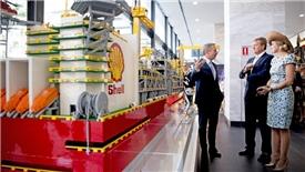 Giá dầu tăng giúp Shell tăng lợi nhuận gấp 3 lần