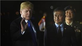 Sự xuất hiện của ông Donald Trump và ông Kim Jong Un trước cuộc gặp mặt lịch sử