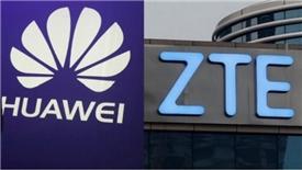 Giấc mơ Mỹ khó thành của ZTE và Huawei