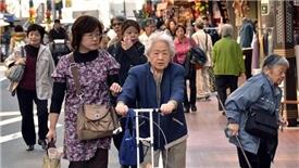 Người lao động Nhật Bản sắp tới có thể phải làm việc tới 70 tuổi