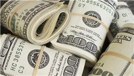 Tỷ giá hôm nay 24/4: Đồng USD tăng mạnh khi lợi suất trái phiếu Mỹ lên cao