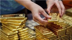 Giá vàng đầu tuần giảm mạnh khi cuộc chiến thương mại Mỹ - Trung Quốc 'tạm hoãn'