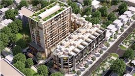 Văn Phú - Invest khởi công dự án nhà ở The Terra ở nội thành Hà Nội