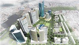 Xuân Mai Corp mua dự án bị xiết nợ của Hoàn Cầu, tấn công thị trường miền Nam
