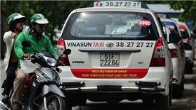 Uber đã ra đi, taxi Vinasun vẫn đặt mục tiêu kinh doanh giảm 1.000 tỷ đồng