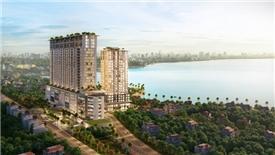 Lý giải sức hút của căn hộ cao cấp diện tích nhỏ ven Hồ Tây