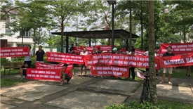 Xung đột giữa cư dân và chủ đầu tư khu đô thị Gamuda Gardens chưa đến hồi kết
