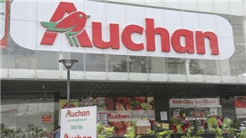 Hai lá bài để Auchan chiếm lĩnh thị trường bán lẻ Việt