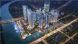 Khách sạn chuẩn 5 sao quốc tế cao nhất Nam Sài Gòn sẽ ra mắt sau 2 năm nữa