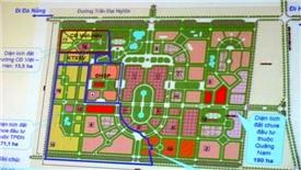 Long đong số phận siêu dự án Làng đại học Đà Nẵng hơn 8.000 tỷ đồng