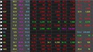 Chứng khoán ngày 21/5: VIC giảm sàn cùng VN-Index rớt hơn 25 điểm