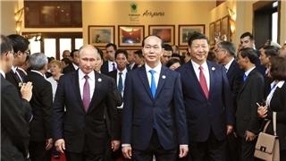 Trực tiếp: Hội nghị thượng đỉnh các nhà Lãnh đạo APEC