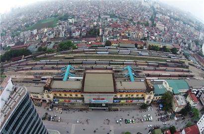 Những phát ngôn 'nóng bỏng' về quy hoạch ga Hà Nội