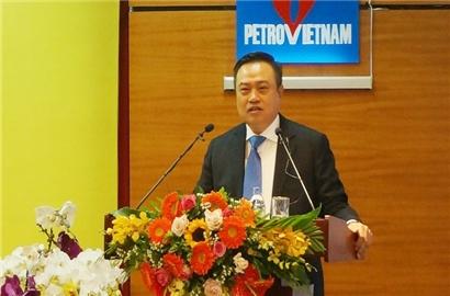 Ông Trần Sỹ Thanh chính thức nhận chức Chủ tịch Hội đồng thành viên PVN