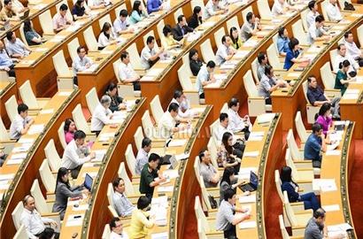 Quốc hội biểu quyết lùi thời gian thông qua luật đặc khu