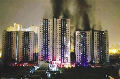 Giá chung cư có thể sẽ lao dốc sau các vụ cháy nổ nghiêm trọng