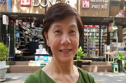 Tiến sỹ khảo cổ học Nguyễn Thị Hậu: Vỉa hè thành phố bao giờ trật tự văn minh?