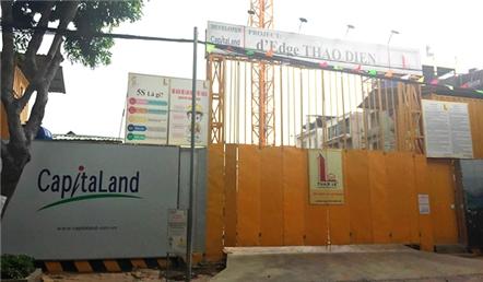 Sếp CapitaLand Việt Nam: Bắt dừng thi công dự án D'Edge Thảo Điền là không hợp lý