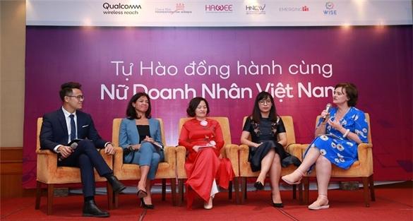 Sáng kiến trao quyền cho nữ doanh nhân trong cuộc cách mạng 4.0