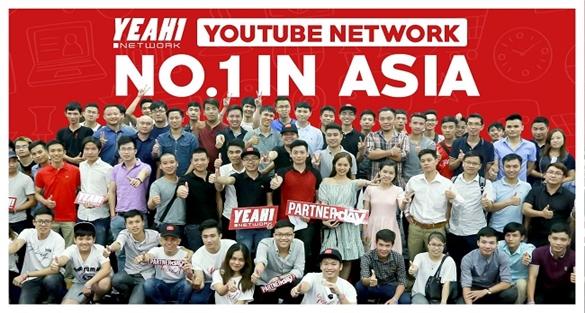 Yeah1 Network tài trợ 1 triệu USD cho startup kinh doanh nội dung số