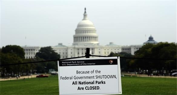 Vì sao Chính phủ Mỹ đóng cửa?