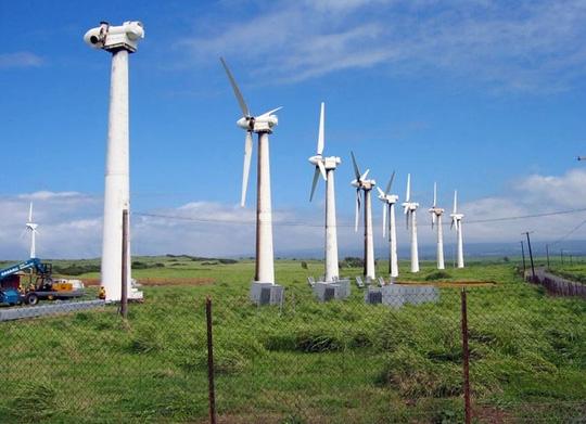 Gỡ các nút thắt mở đường cho điện gió