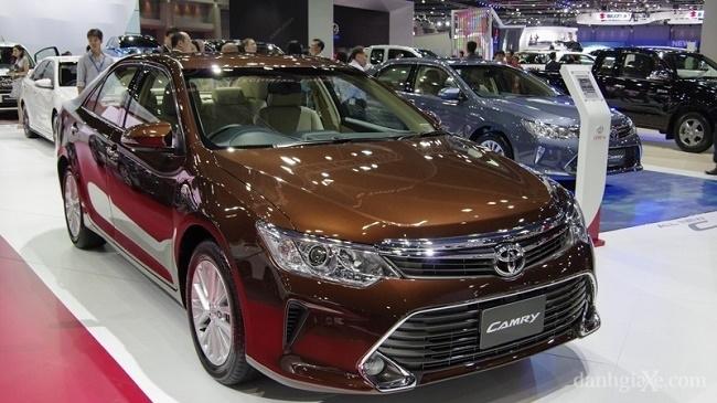 Doanh số kinh doanh ô tô của Thaco đè bẹp Toyota