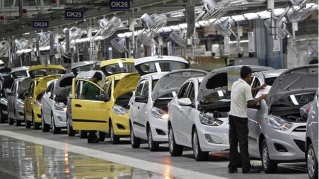 Ô tô Thái Lan ồ ạt nhập khẩu về Việt Nam