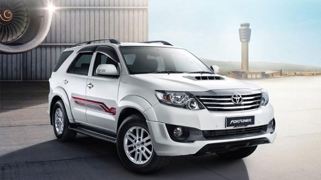 Chưa nhập được xe về, doanh số bán ô tô của Toyota chỉ bằng một nửa Thaco Trường Hải