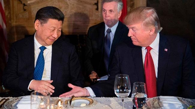 """Trung Quốc """"ăn miếng trả miếng"""" sau tuyên bố áp thuế của Mỹ"""
