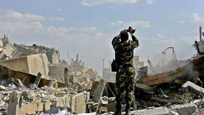 Vụ tấn công Syria: Cú đánh bất ngờ với cả nền kinh tế