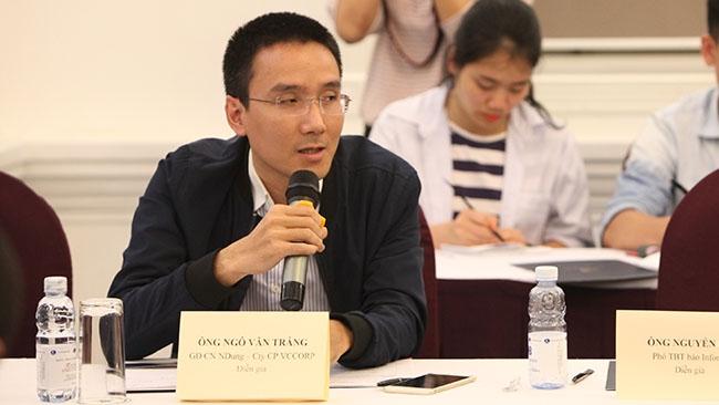 Báo chí là đối tượng bị tấn công nhiều nhất trong môi trường số ở Việt Nam