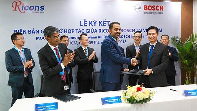 Bosch lấn sân vào xây dựng và bất động sản