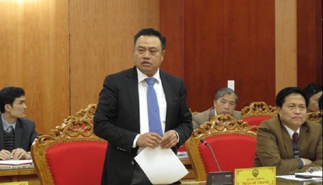 Ông Trần Sỹ Thanh được bổ nhiệm làm Chủ tịch tập đoàn Dầu Khí