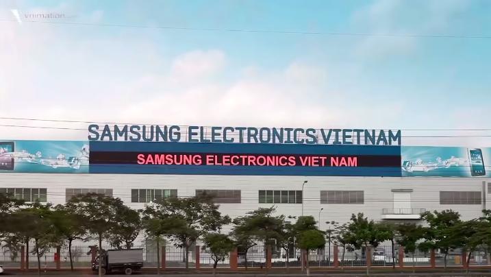 Bắc Ninh xin gộp các giai đoạn của Samsung Display thành 1 dự án
