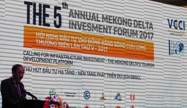 Đồng bằng sông Cửu long kêu gọi đầu tư du lịch, hạ tầng gần 160.000 tỉ đồng