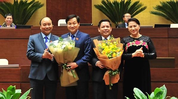 Ông Nguyễn Văn Thể chính thức làm Bộ trưởng Bộ Giao thông vận tải