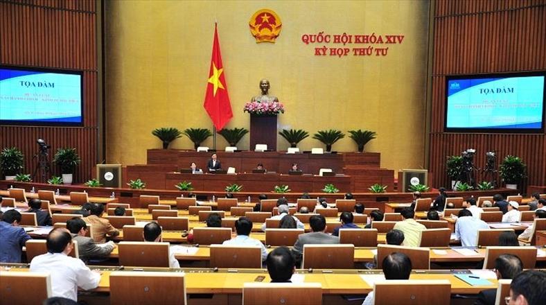 Quốc hội yêu cầu đẩy mạnh tiêu thụ hàng hóa nội địa