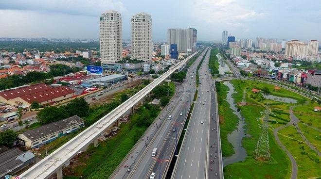 Đang 'tắc' vốn, TP.HCM lại đề xuất xây tuyến metro 2,8 tỷ USD