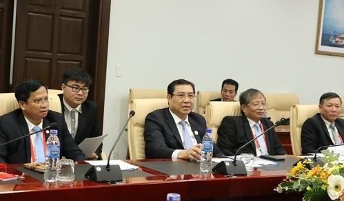 Tập đoàn Mitsui Nhật Bản lập đội chuyên trách khảo sát và triển khai đầu tư tại Đà Nẵng