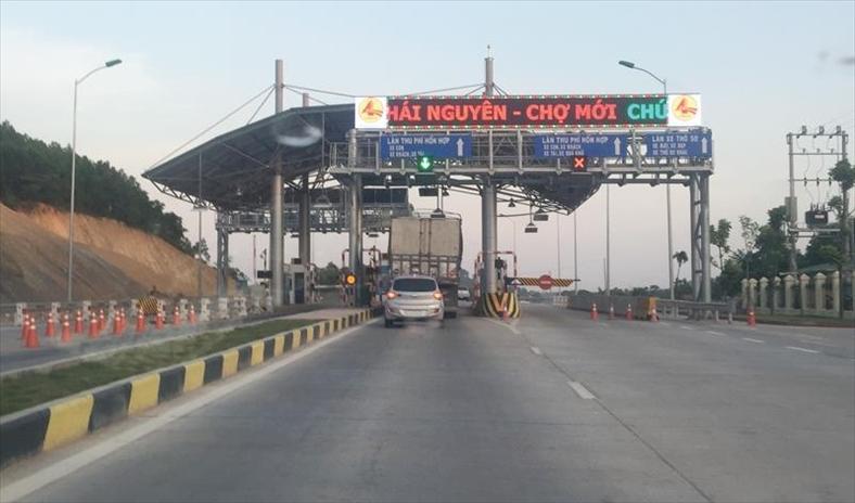 Bế tắc Dự án BOT Thái Nguyên - Chợ Mới