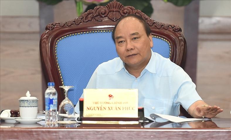 Thường trực Chính phủ họp về dự án Luật Đơn vị hành chính - kinh tế đặt biệt