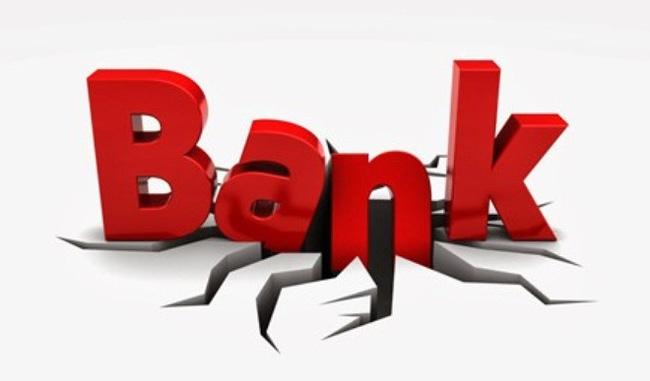 Từ hôm nay, ngân hàng được phép phá sản