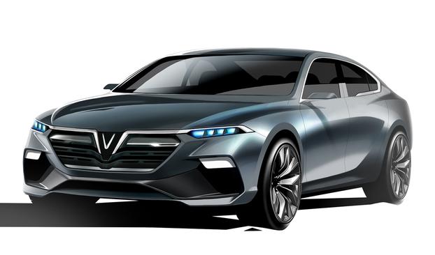 Vinfast mua bản quyền của BMW để sản xuất ô tô