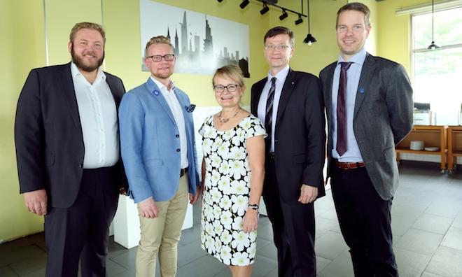 Doanh nghiệp Phần Lan hỗ trợ xử lý rác thải thành năng lượng tại Việt Nam