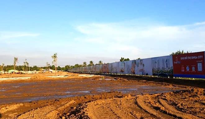 Bộ Xây dựng: Cơn sốt đất nền vùng ven TP. HCM đã được kiểm soát