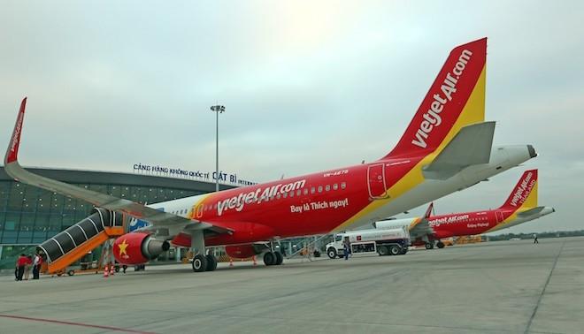 Vietjet và ACV cùng muốn đầu tư nhà ga mới sân bay Cát Bi
