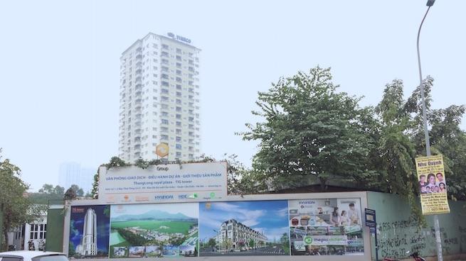 Ông chủ Vườn Vua Resort rút chân khỏi dự án cao ốc 30 tầng