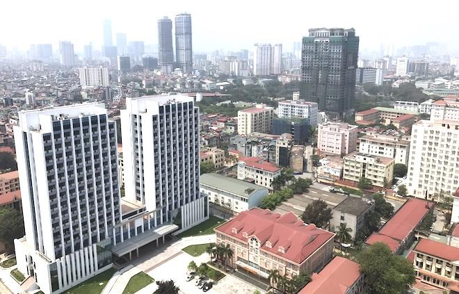 Giá nhà đất diễn biến trái chiều giữa Hà Nội và TP. HCM